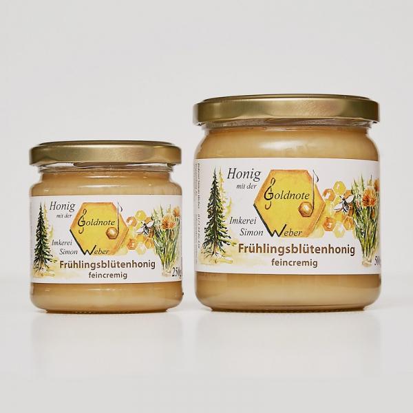Bayerischer Frühlingsblütenhonig