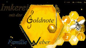 Imkerei mit der Goldnote