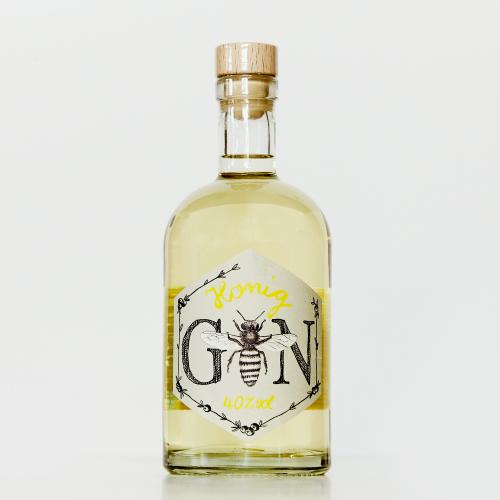 Honig Gin | Imkerei mit der Goldnote